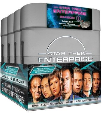 Enterprise - Complete Series (27-DVD)