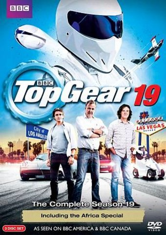 Top Gear - Complete Season 19 (3-DVD)