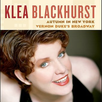 Autumn in New York: Vernon Duke's Broadway