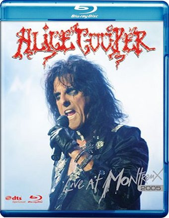 Alice Cooper - Live at Montreux 2005 (Blu-ray)