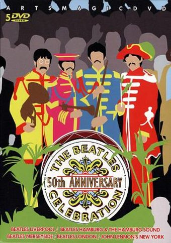 The Beatles - Magical History Tour: 50th