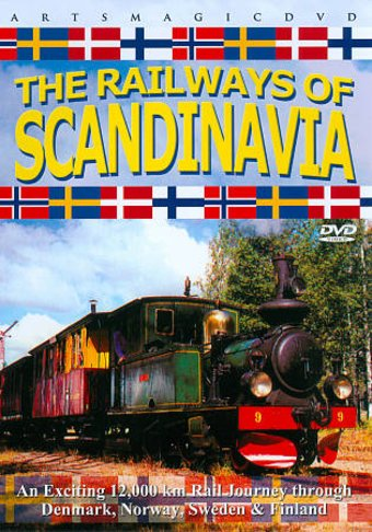 Trains - Railways of Scandanavia