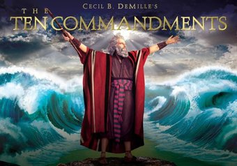 The Ten Commandments [Numbered Limited Edition