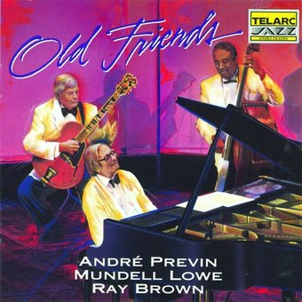 Old Friends (with Ray Brown)