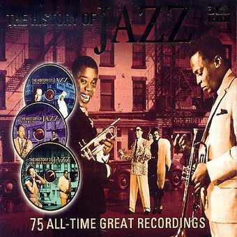 The History Of Jazz (3-CD)