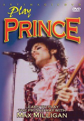 Guitar - Learn to Play the Prince Way