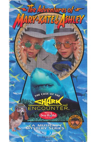 The Case Of The Shark Encounter Vhs 1996 Starring Mary