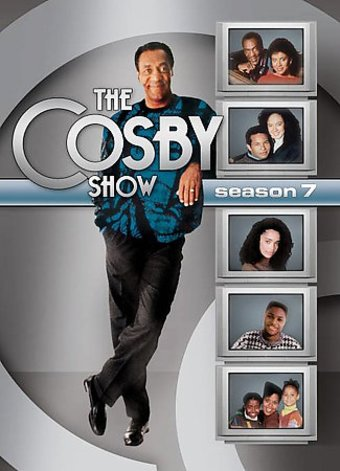 The Cosby Show - Season 7 (3-DVD)