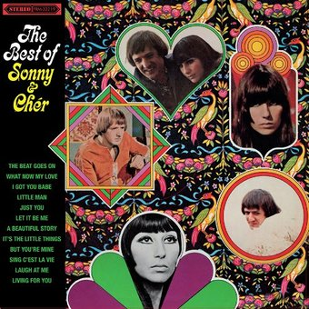 The Best Of Sonny & Cher (180GV)