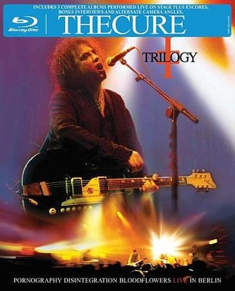 The Cure - Trilogy (Blu-ray)
