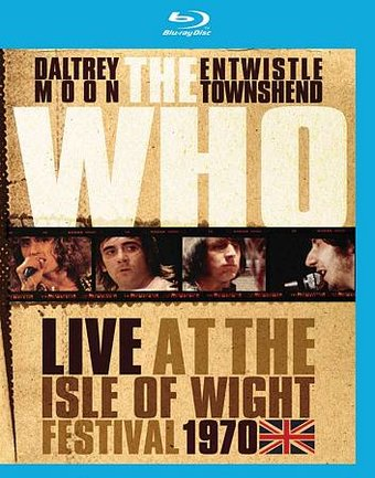 Live at the Isle of Wight Festival 1970 (Blu-ray)