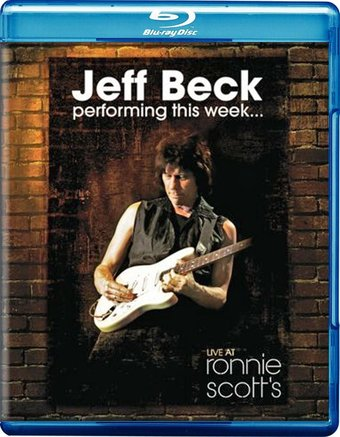Live At Ronnie Scott's (Blu-ray)
