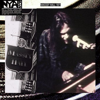 Live at Massey Hall 1971 [Deluxe Edition] (CD +