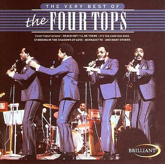 Very Best of Four Tops [Import]