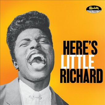 Here's Little Richard (Remastered)