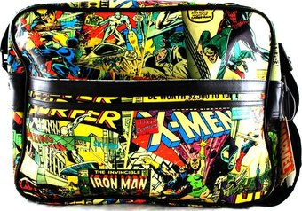 Marvel Comics - Retro Messenger Bag