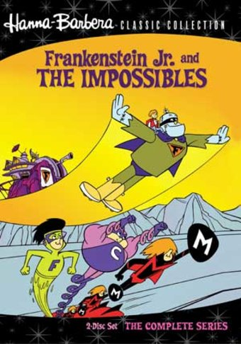 Frankenstein Jr. and the Impossibles - Complete
