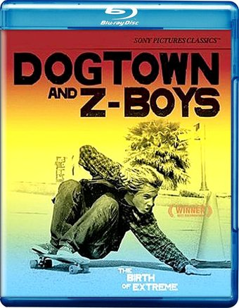 Dogtown and Z-Boys (Blu-ray) (Widescreen)