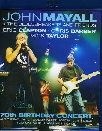 John Mayall & The Bluesbreakers and Friends -
