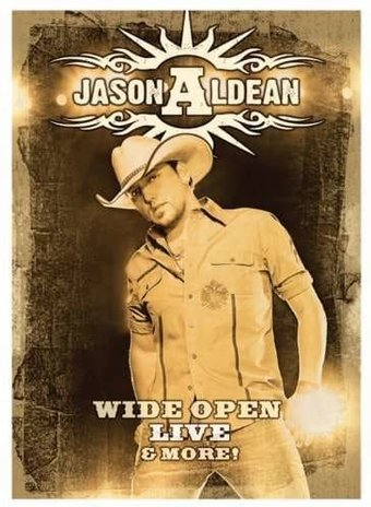 Jason Aldean: Wide Open Live and More (Blu-ray)