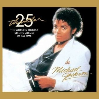 Thriller (25th Anniversary Edition) (2-LPs)