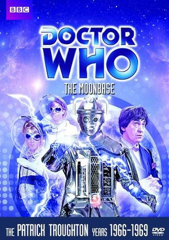 Doctor Who - #033: The Moonbase