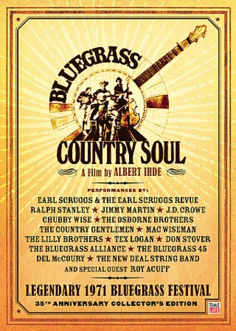 Bluegrass - Country Soul Legendary 1971 Bluegrass