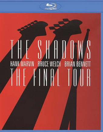 The Shadows - The Final Tour (Blu-ray)
