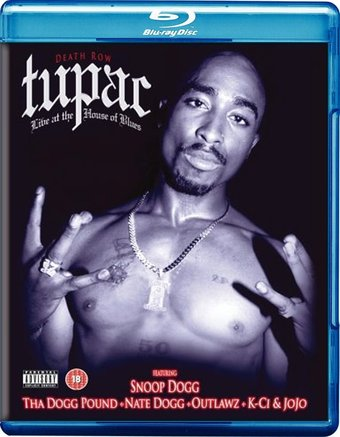 Tupac - Live at the House of Blues (Blu-ray)