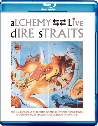 Alchemy Live (Blu-ray) [Import]