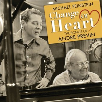 Change of Heart: The Songs of Andre Previn
