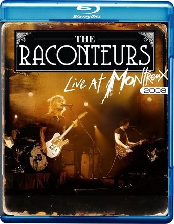 The Raconteurs - Live at Montreux 2008 (Blu-ray)