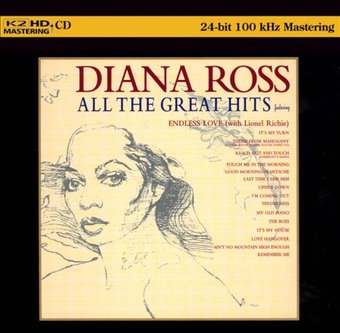 All the Great Hits (K2 HD CD)
