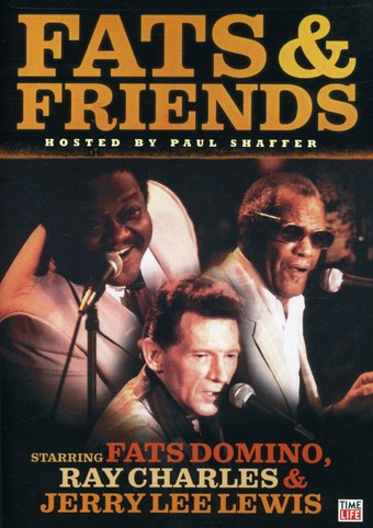Fats & Friends (With Ray Charles & Jerry Lee