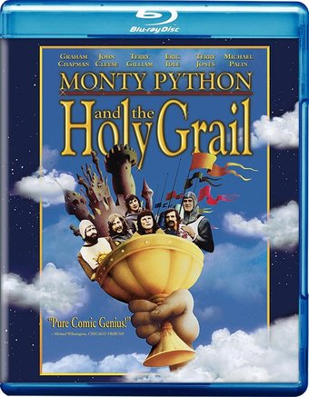Monty Python and the Holy Grail (Blu-ray, 35th