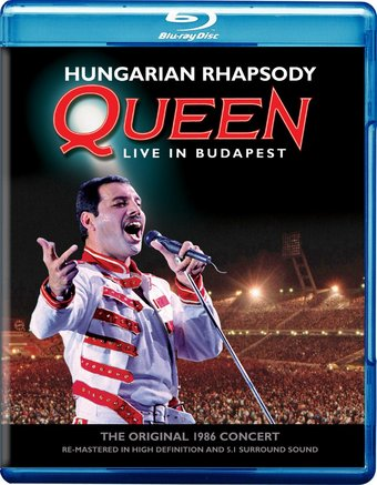 Hungarian Rhapsody: Live in Budapest (Blu-ray)