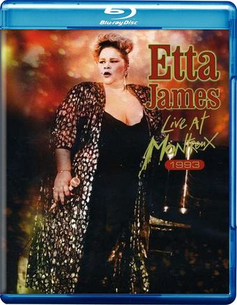 Etta James - Live at Montreux 1993 (Blu-ray)
