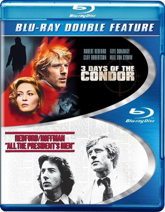 3 Days of the Condor / All Presidents Men