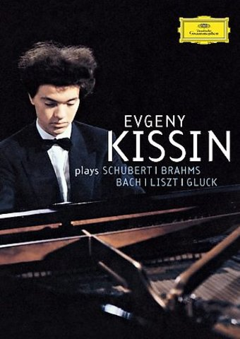 Evgeny Kissin Plays Schubert / Brahms / Bach /