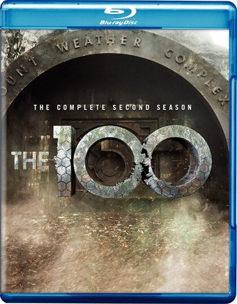 The 100 - Complete 2nd Season (Blu-ray)