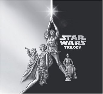 Star Wars Trilogy (6-CD)