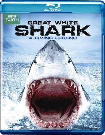 Great White Shark: A Living Legend (Blu-ray)