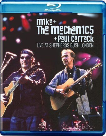 Mike + The Mechanics - Live at Shepherds Bush