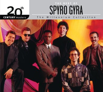 The Best of Spyro Gyra - 20th Century Masters /