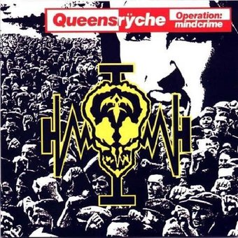 Operation: Mindcrime (2-LPs - 180GV - Color Vinyl)