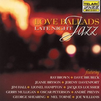 Late Night Jazz - Love Ballads