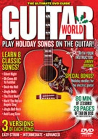Guitar World: Play Holiday Songs On Guitar