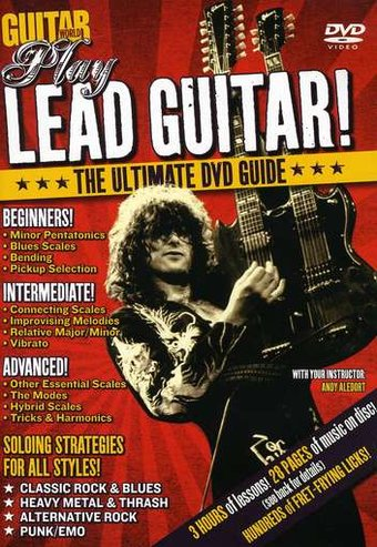 Guitar World: Play Lead