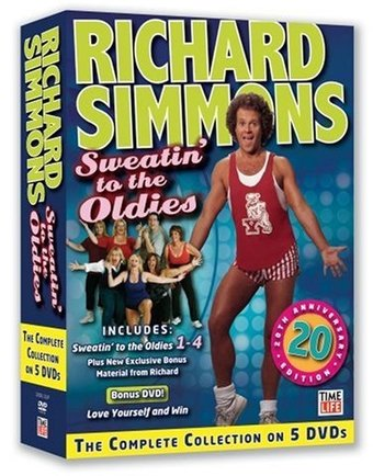 Richard Simmons - Sweatin' to the Oldies Set