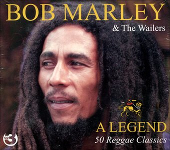 A Legend: 50 Reggae Classics (3-CD)